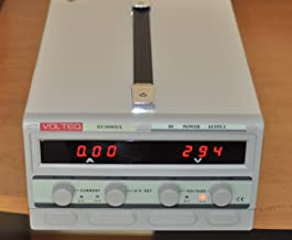 Volteq High Voltage Variable Regulated Switching DC Power Supply HY30005EX 300V 5A Electrophoresis