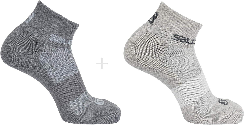 Salomon Standard Socks Light Heather Albuquerque Mall Heat Medium Free shipping / New Grey L