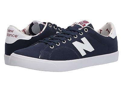 New Balance Numeric AM210 (Navy/White) Skate Shoes