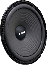 """Nktronics 10"""" inch 8 ohms 200watt subwoofer for Outdoor subwoofer and bass Tube"""