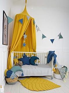 Amazon.fr : tapis chambre bebe - Jaune