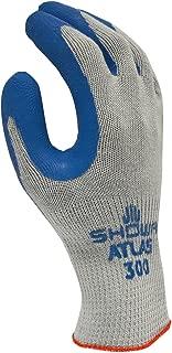 blue palm gloves