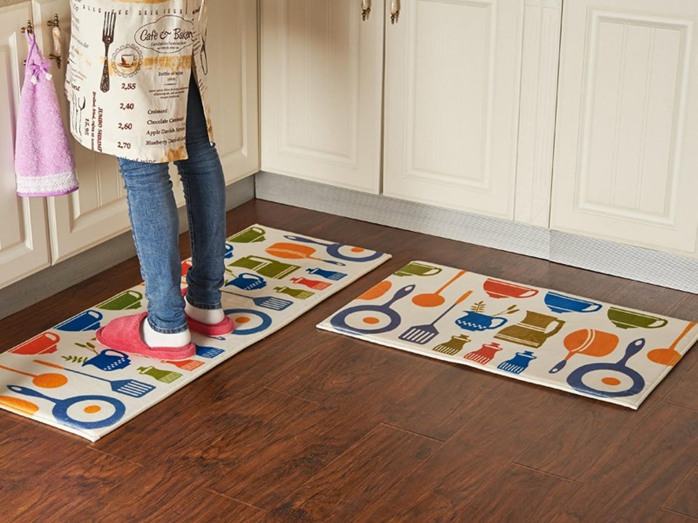 Doormats doormat mats in the hall kitchen bedroom restroom bathroom absorbent bathroom non-slip mats-C 45x120cm(18x47inch)