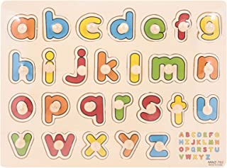 Canoe Small Letters Alphabet Puzzle - MWZ-702