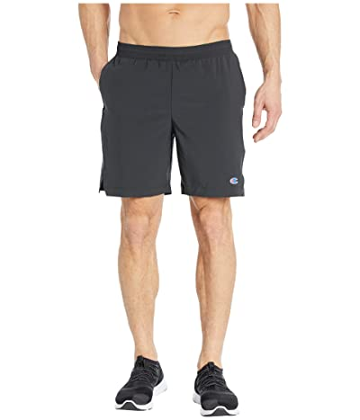 Champion 7 Sport Shorts with Liner (Black) Men