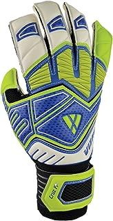Vizari Cruz F.P. Gk Glove Size Blue/Green/White, 7