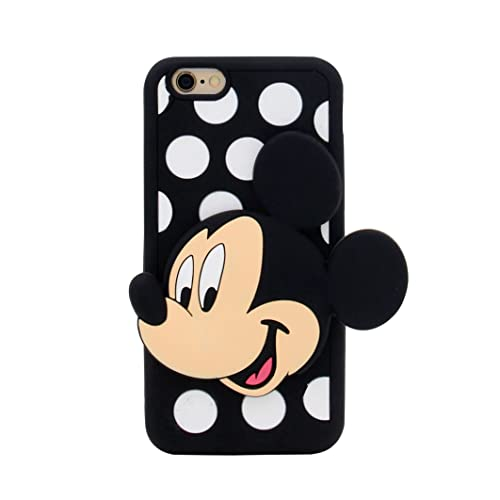 pretty nice 94b6f 61884 Iphone 6 Case Mickey Mouse: Amazon.com