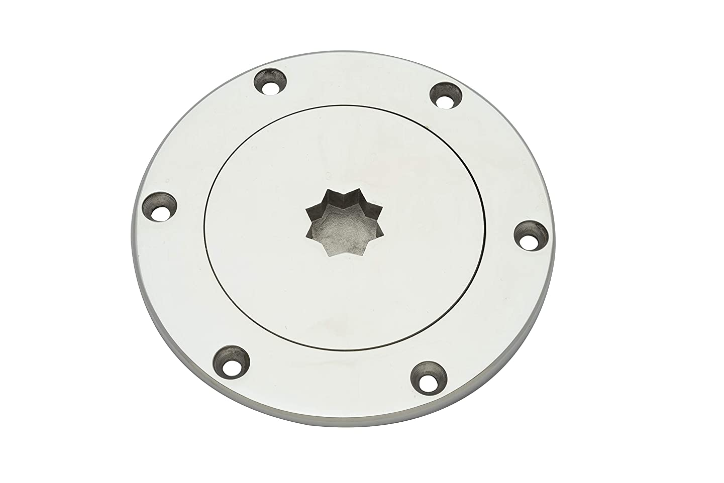Buchan Marine Deck Plate Stainless Steel with Star Pattern