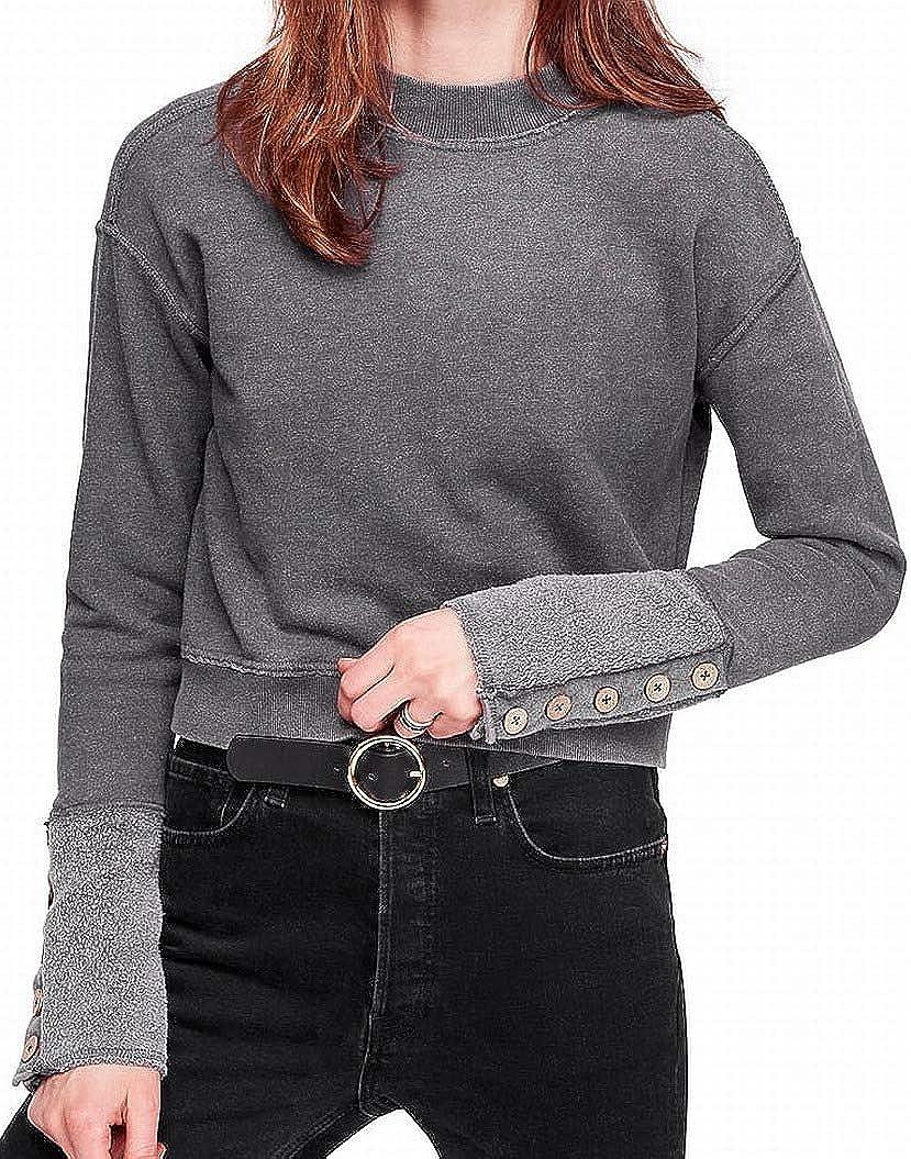 Free Mail order cheap Max 82% OFF People Womens Look Sweatshirt Ahead