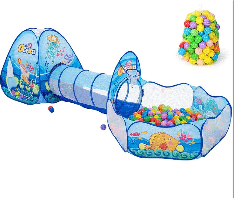 WSGZH Zelt Kinder Indoor Und Outdoor Ocean Pool Bienentunnel Krabbeln Spielzeug Haus Eine Einfach Zu Bedienen B07KGHSQ3P  Schnäppchen