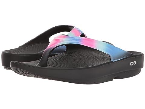 OOFOSOOlala Luxe Sandal ptVQ3t