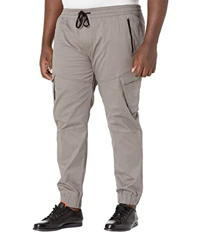 Johnny Bigg Big Tall Andy Cargo Stretch Cuff Pants (Mocha) Men
