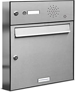 Suchergebnis auf Amazon.de für: briefkasten mit klingel