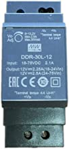 Meanwell DDR-30L-24 24V 1.25A 30W DIN Rail Type DC-DC Converter