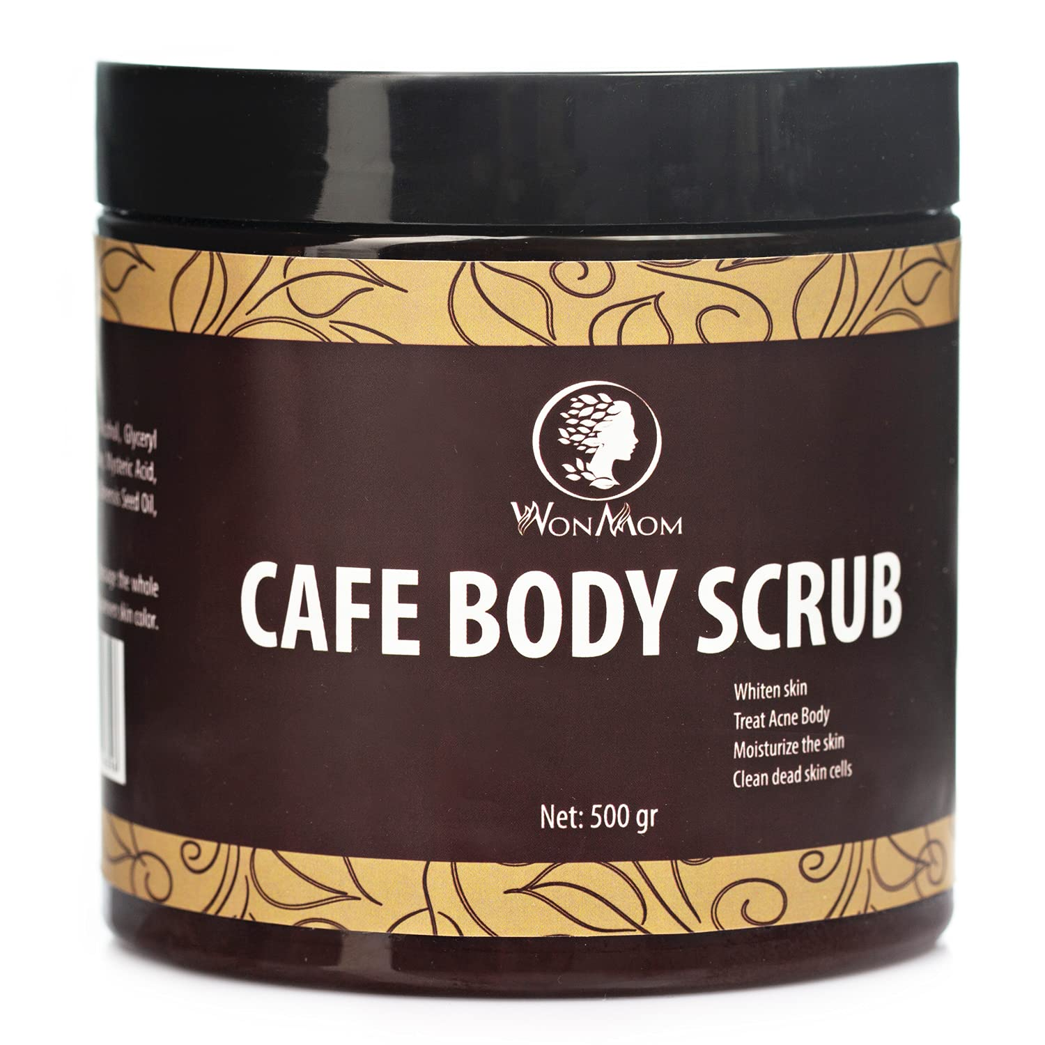 Cafe Store Body Scrub Made Bombing free shipping in 500g Vietnam