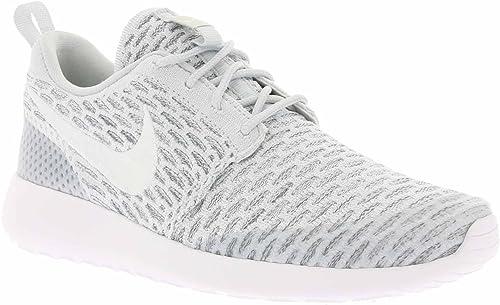 Nike WMNS Roshe One Flyknit Schuhe Damen Turnschuhe Turnschuhe Grau Grau Grau 704927 009, Grünauswahl 37.5  für Ihren Spielstil zu den günstigsten Preisen
