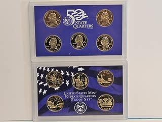 2003 S 2003 Proof quarter set Original Mint Packaging