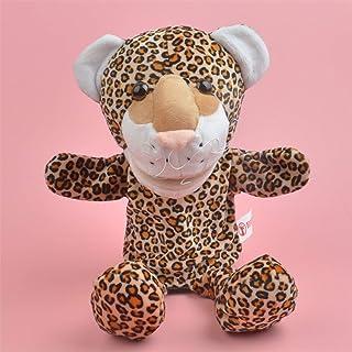 Plush toys, 25-30cm cute plush toy lovely cartoon animal spotty leopard soft baby birthday Christmas gift,plush toys for k...