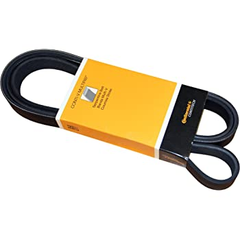 Continental OE Technology Series 4070645 7-Rib 64.5 Multi-V Belt