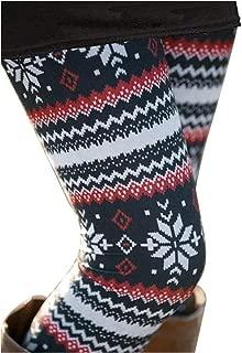 Best christmas print leggings plus size Reviews