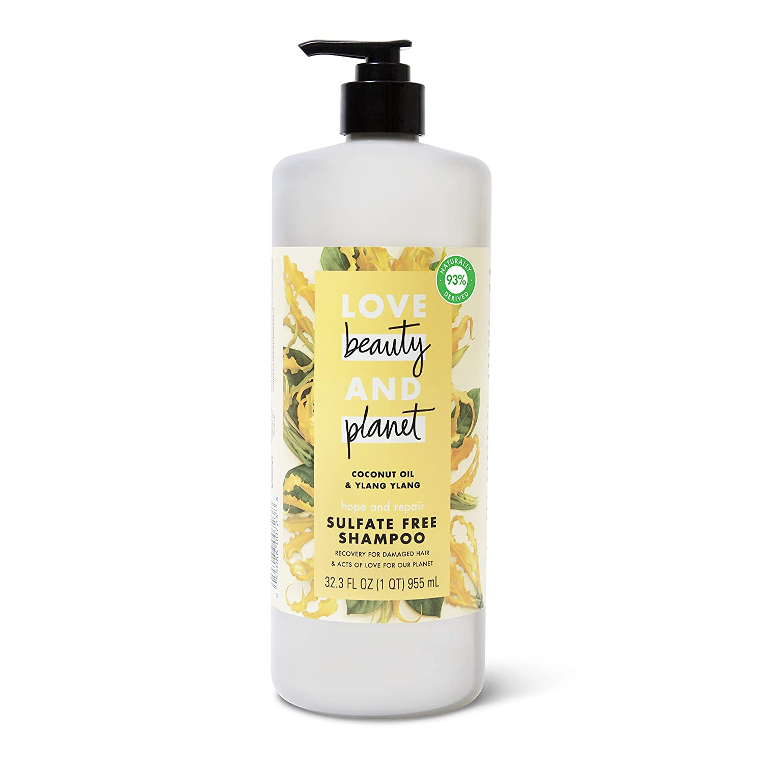 Love Beauty And Planet Hope Max 52% OFF Hair Shampoo Repair Free Sulfate- Fees free