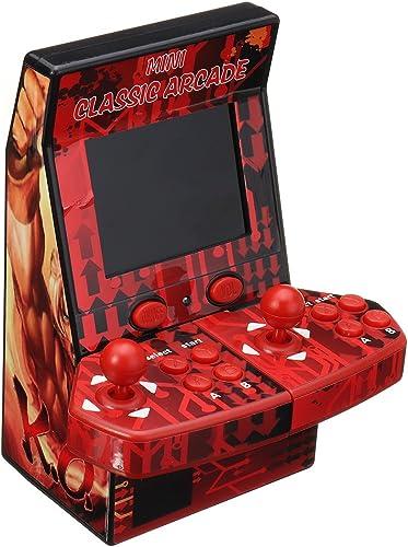 online al mejor precio GOZAR 183 En 1 Mini Doble Doble Doble Jugador Dual Gamepad Juegos Consola Gaming Tarjeta TF  caliente