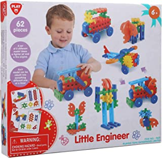 Play Go Little Engineer - 62 Pieces