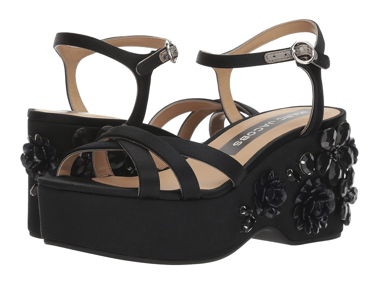 Marc Jacobs Callie Embellished Wedge SandalCheap and distinctive eye-catching shoes