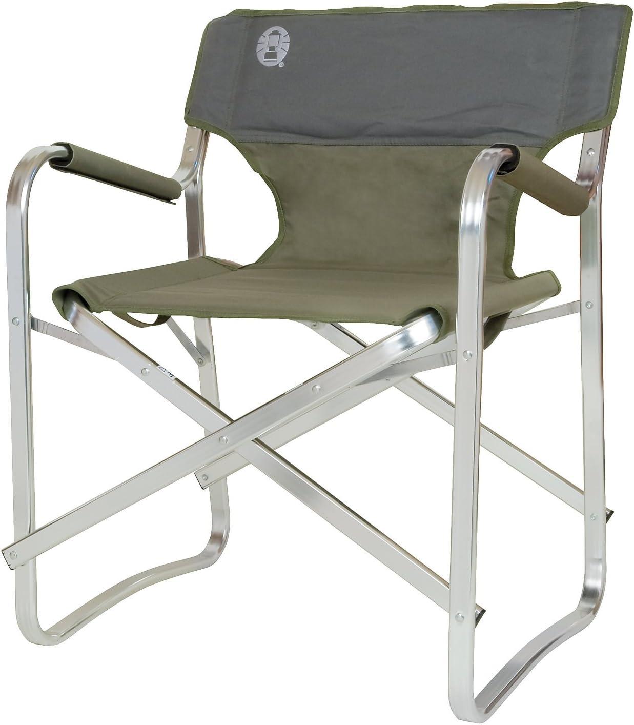 Coleman 205470.0 - Silla de Camping, Color Verde: Amazon.es ...