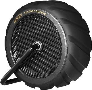 AUKEY Mini IPX4 مكبر صوت بإطار بلوتوث عالمي