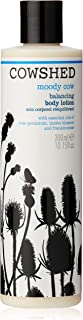 Cowshed Moody Cow Balancing Body Lotion for Unisex, 10.15 Ounce