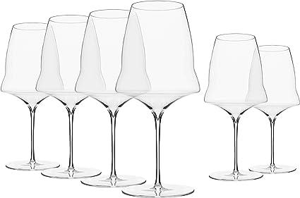 Josephine No 3 | Copa de vino tinto | Juego de 6