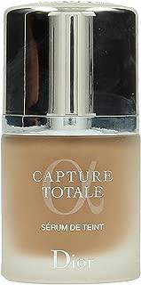 Christian Dior Capture Totale Radiance Restoring Serum Foundation SPF 15 for Women, # 030 Beige Moyen, 1 Ounce
