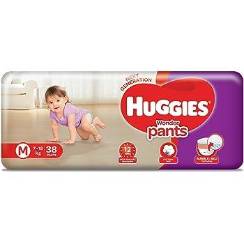 Huggies Wonder Pants, Medium Size Diapers, 38 Count