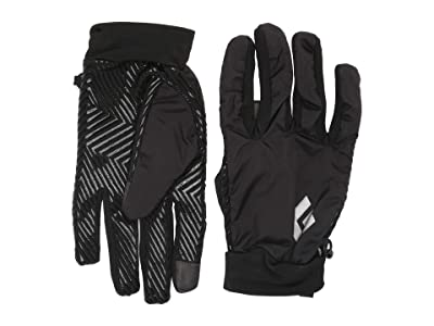 Black Diamond Mont Blanc (Black) Ski Gloves