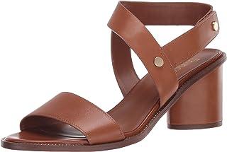 Franco Sarto Women's Barca Brown Heeled Sandal