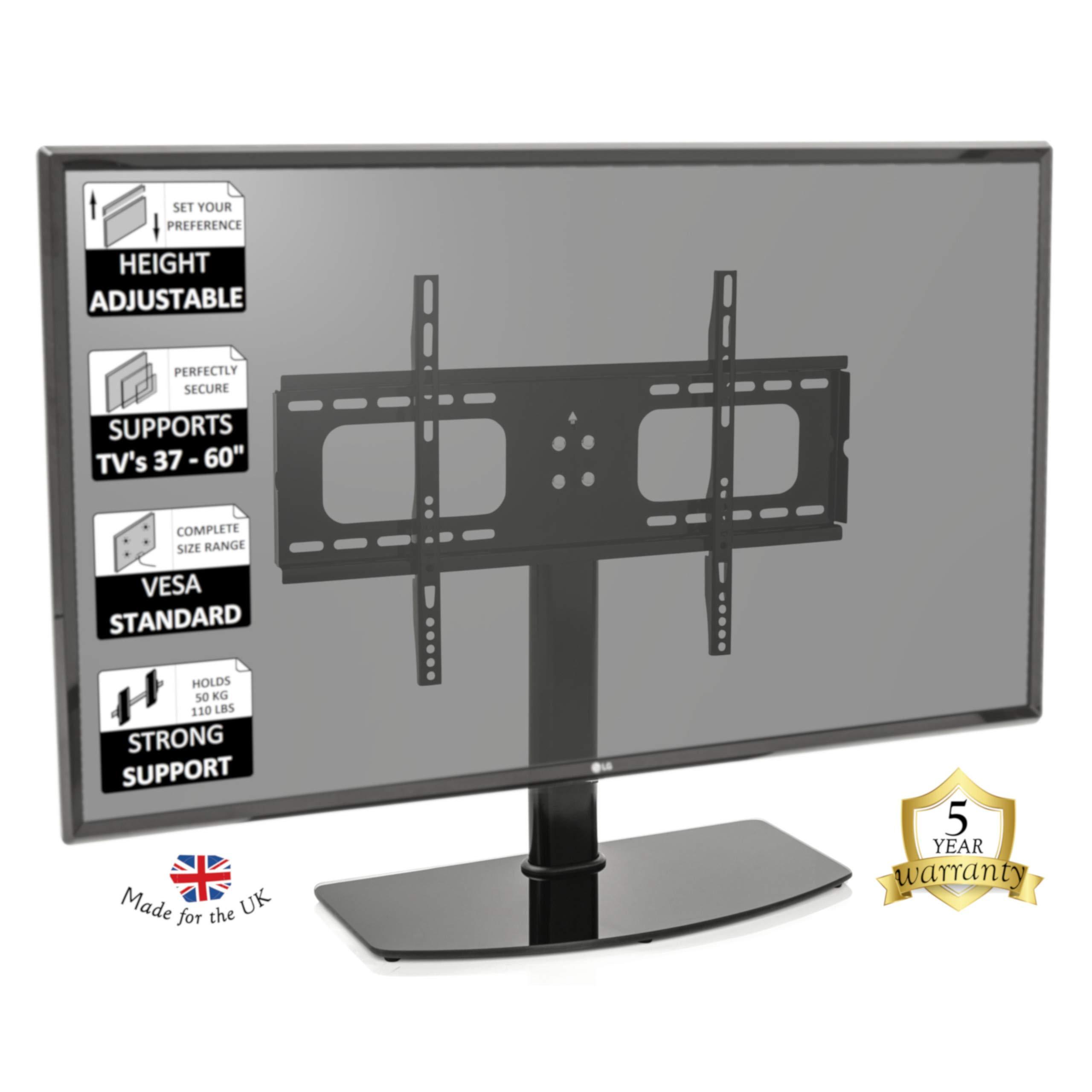 Soporte para televisor Mountright, para televisor LCD, LED y ...