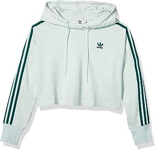 Women's Cropped Hooded Sweatshirt