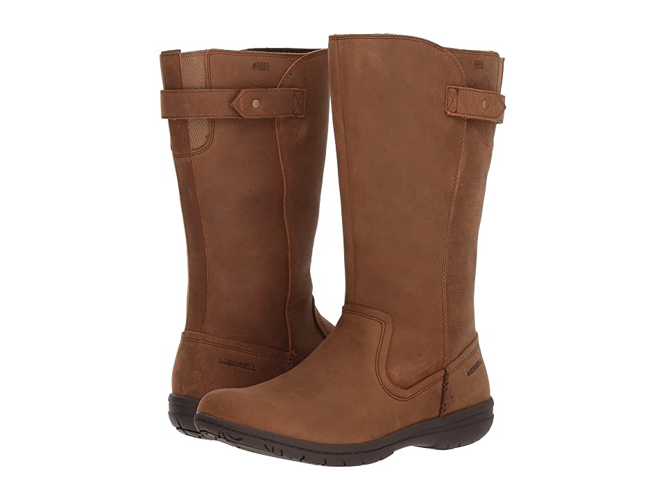 Merrell Encore Kassie Tall Waterproof (Merrell Tan) Women