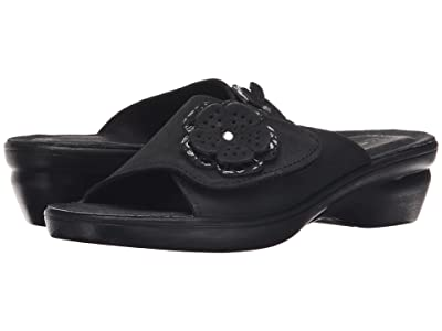 Spring Step Fabia (Black) Women