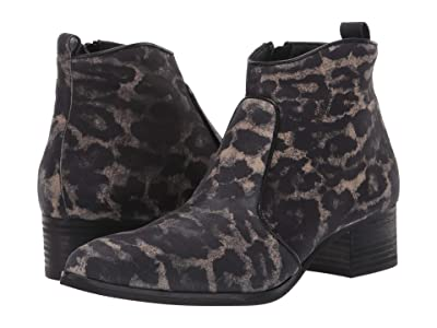 Paul Green Bryce Boot (Taupe Leopard) Women
