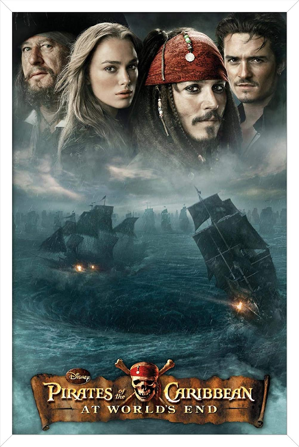 Trends International Disney Pirates High quality Portland Mall new of The at World's Caribbean: