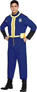 Adult Vault 111 Fallout Jumpsuit Costume | Officially Licensed