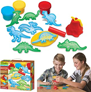 4M Thinking Kits Creative Hands Dinosaur Dough Toy for Kids