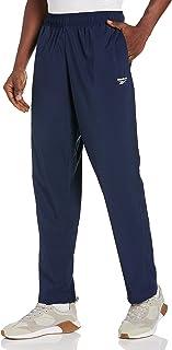 Reebok mens Woven Unlined Pant Pants