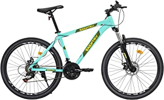 Easytry REXi-R1 26/27.5 inch Wheels Mountain Bike 21 Speed Front Suspension MTB