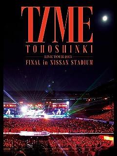 東方神起 LIVE TOUR 2013 ~TIME~ FINAL in NISSAN STADIUM