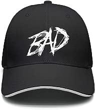 Gwende Zeno Snapback XXXTentacion's-Posthumous-Single-Bad Adjustable Trucker Baseball Cap Visor