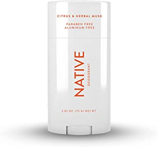 Native Deodorant - Natural Deodorant for Women and Men - Vegan, Gluten Free, Cruelty Free - Contains Probio...