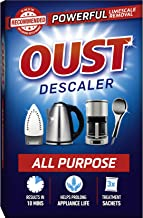 Oust All Purpose Descaler Sachets - 3 Sachets